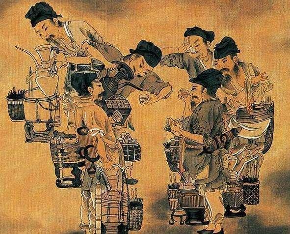 宋徽宗赵佶与《大观茶论》