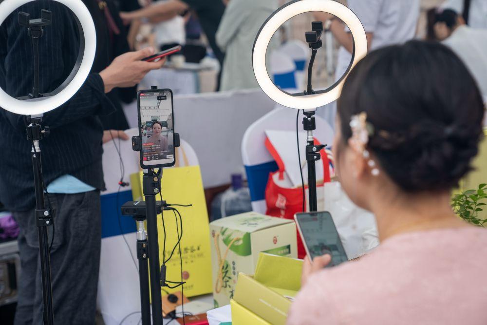 """首个""""国际茶日""""福建主会场活动在福鼎举行"""