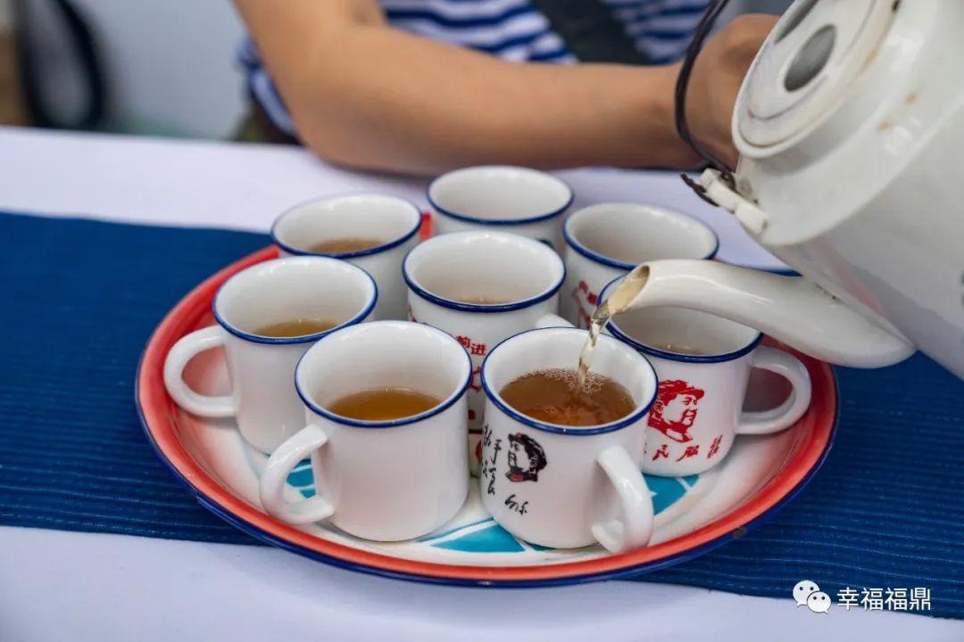 这样的茶席,有范儿!